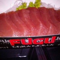 Photo taken at Fugu Temakeria by Fugu Temakeria e. on 2/9/2012