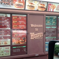 Photo taken at Wendy's by Jason P. on 9/6/2012