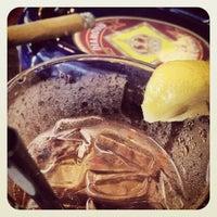 Photo taken at Buckhead Cigar Club by Rich M. on 5/8/2012