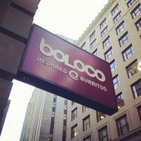 Photo taken at Boloco by Thomas B. on 9/13/2012