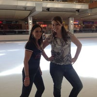 Photo taken at Ice at the Galleria by Rayni R. on 3/21/2012