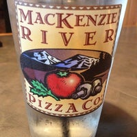 Photo taken at MacKenzie River Pizza Co. by Raymond C. on 7/16/2012