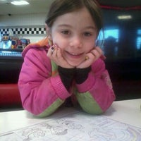 Photo taken at Steak 'n Shake by Courtney R. on 3/2/2012