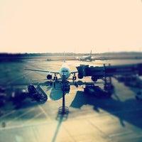 Photo taken at International Terminal Arrival by Artem on 7/20/2012