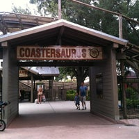 Photo taken at Coastersaurus by Katie E. on 8/17/2012
