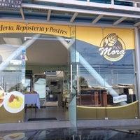 Photo taken at Panadería Mora by Ryan F. on 8/2/2012