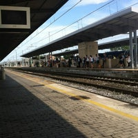Photo taken at Venezia Mestre Railway Station (XVY) by Anna maria S. on 6/23/2012