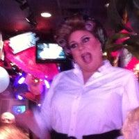 Photo taken at Freddie's Beach Bar by Justine M. on 2/26/2011