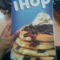 Photo taken at IHOP by Allante S. on 9/11/2011