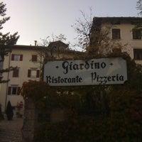 Photo taken at Ristorante Il Giardino by Capodanno V. on 10/30/2011