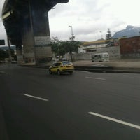 Photo taken at Avenida Rodrigues Alves by Jaqueline G. on 4/30/2012