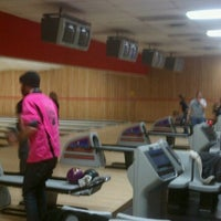 Photo taken at Astoria Bowl by David M. on 11/22/2011