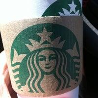 Photo taken at Starbucks by Portia W. on 7/23/2011