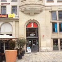 Das Foto wurde bei Tourist Information Thüringen von Alexander H. am 5/13/2012 aufgenommen