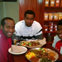 Photo taken at Habesha Market and Carry-out by jt on 4/23/2012