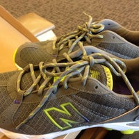 Photo taken at New Balance by Beth on 4/22/2012