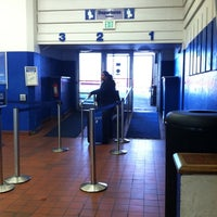 Photo taken at Greyhound Bus Lines by Raymond E. on 8/24/2011