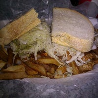 Photo taken at Primanti Bros. by Brandon R. on 8/21/2011