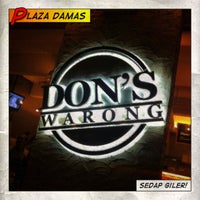 Photo taken at Don's Warong by Azman A. on 7/28/2012