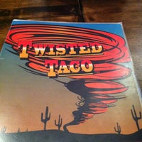Photo taken at Twisted Taco Perimeter by Mason F. on 5/16/2012