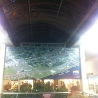 Photo taken at Bangor International Airport (BGR) by Kevin M. on 6/25/2012