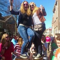 Photo taken at Swing Café ´t Noord by Famke d. on 3/28/2012