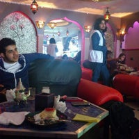 Photo taken at Mobarak Shisha by Eyup U. on 7/9/2012