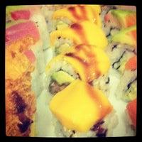 Photo taken at Sushi Tango by Thiago L. on 4/14/2012
