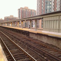 Photo taken at Yonkers Train Station - Metro North & Amtrak by 🔌Malectro 7. on 3/4/2012