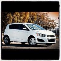 Photo taken at Carrera Chevrolet by Vanessa B. on 3/11/2012