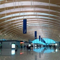 Photo taken at Shanghai Pudong International Airport (PVG) by Takayoshi K. on 12/29/2011