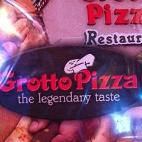Photo taken at Grotto Pizza by Ben F. on 7/31/2011