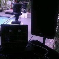 Photo taken at Naked Pool at the Artisan by Chris J. on 9/13/2011