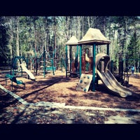 Photo taken at Piney Wood Park by Wyatt R. on 3/22/2012