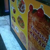 Photo taken at Istanbul Bosforo Kebap & Pizza by Romina R. on 7/9/2012