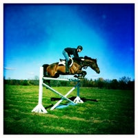 Photo taken at Elmcroft Equestrian Centre by Robbie B. on 11/16/2011