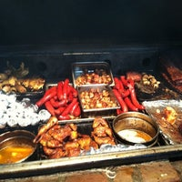 Photo taken at Hard Eight BBQ by Ed K. on 5/24/2011