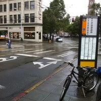 Photo taken at Metro Bus Stop #515 by Gary W. on 8/22/2011