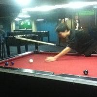 Photo taken at Brewball Pool Club & Bar by Jayden N. on 6/8/2012
