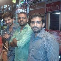 Photo taken at Athiyalil Plaza by Santhu J. on 9/21/2011