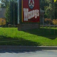 Photo taken at Wendy's by Christina B. on 10/8/2011