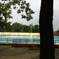 Photo taken at Highbridge Park Pool by Coleman B. on 8/3/2012
