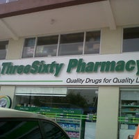 Photo taken at ThreeSixty Pharmacy Opon 1 by Clarke A. on 7/26/2012