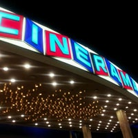 Photo taken at Cinerama Dome at Arclight Hollywood Cinema by Bryan N. on 2/10/2012