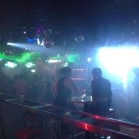 Photo taken at The Beat Mega Club by Kaio Q. on 5/19/2012