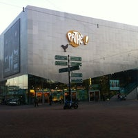 Photo taken at Pathé Arena by alexander @. on 5/11/2012