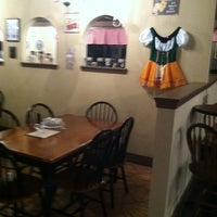 Photo taken at Bratwurst House by Suzanne H. on 11/16/2011
