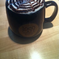 Photo taken at Loco Cafe by Gracie C. on 9/16/2011