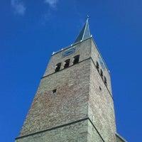 Photo taken at Martinikerk by Jan B. on 9/23/2011
