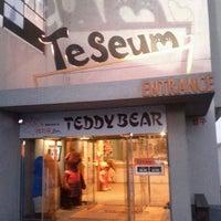 Photo taken at 테지움 TESEUM / Teddy Bear Safari by Lucy K. on 9/27/2011